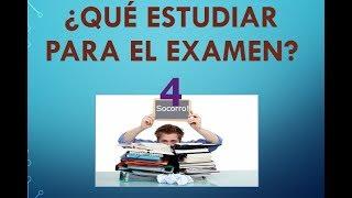 Download Soy Docente: ¿QUÉ DOCUMENTOS ESTUDIAR PARA EL EXAMEN? (4) Video