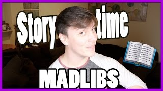 Download STORYTIME MADLIBS! | Thomas Sanders Video