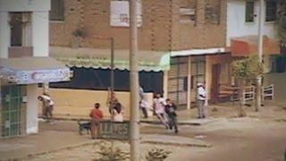Download Guerra entre pandillas alarma a vecinos de Surquillo y San Borja Video