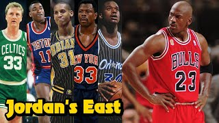 Download How Good Was The East During Michael Jordan's Era? Video