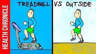 Download Treadmill VS Outdoor Running: Which is Better? Video