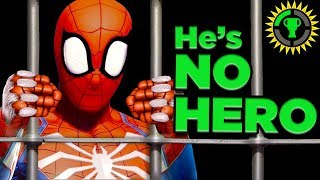 Download Game Theory: Spiderman is a CRIMINAL! (Spider Man PS4) Video