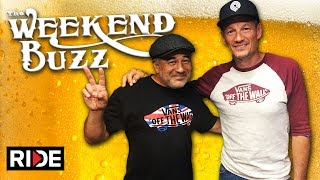 Download Steve Caballero & Mike McGill: Chin, Hash, Airspeed! Weekend Buzz Season 3, ep. 117 pt. 1 Video