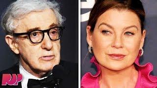 Download ″Grey's Anatomy″ Star Ellen Pompeo Blasts Woody Allen Video