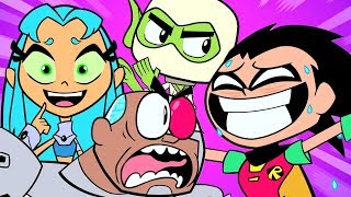 Download 🔴 Teen Titans Go! | Best Moments & Funny Compilation | DC Kids Video