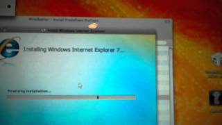 Download How to install Internet Explorer 6, 7, or 8 on a mac without windows Video