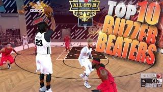 Download NBA 2K17 TOP 10 BUZZER BEATERS & Clutch Comebacks Video