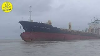 Download When A Mysterious Ghost Ship Ran Aground Off Burma, The Abandoned Vessel Left Authorities Baffled Video
