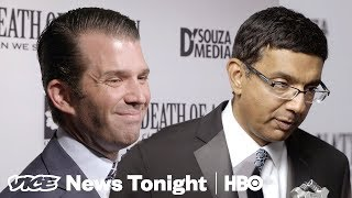 Download Donald Trump Jr. Praises D'Souza's Film Comparing Democrats to Nazis (HBO) Video