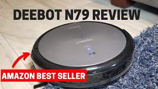 Download Deebot N79 Review: Does This Cheap Vacuum Get the Job Done? Video