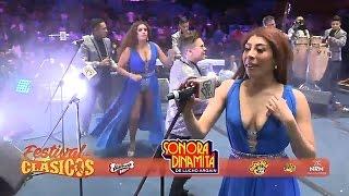 Download FESTIVAL DE CLASICOS SONORA DINAMITA DE LUCHO ARGAIN Y ELSA LOPEZ LA MAS PERRONA 1410 AM Video