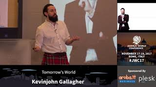 Download Tomorrow's World - Kevinjohn Gallagher Video
