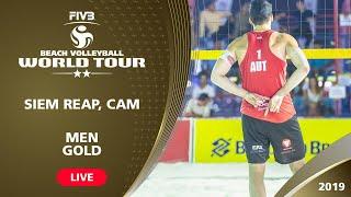 Download Siem Reap 2-Star 2019 - Gold Medal Match - Beach Volleyball World Tour Video
