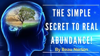 Download ″The Simple Secret to Real Abundance!″- By Beau Norton Video