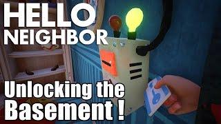 Download Hello Neighbor Alpha 2 Basement ENDING Unlocked! (Gameplay / Playthrough) Video