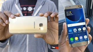 Download Samsung Galaxy S7 & S7 Edge Impressions! Video