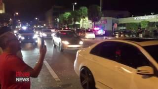 Download Fidel Castro's death sparks celebrations in Miami Video