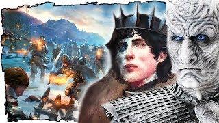 Download Az Éjkirályok Története, Könyv vs Sorozat - A Tűz és Jég Világa Video