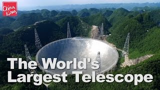 Download FAST: The World's Largest Telescope | A China Icons Video Video