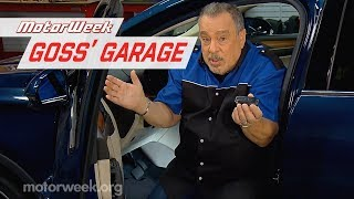 Download How NOT To Get Locked Out Of Your ″Keyless″ Car | Goss' Garage Video