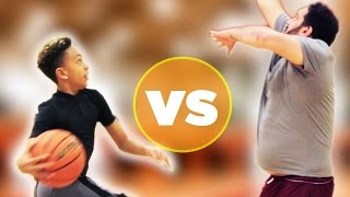 Download Kid Basketball Pro Vs. Adults Video