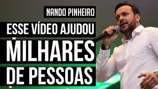 Download A MUDANÇA É VOCÊ - O MELHOR VIDEO MOTIVACIONAL DE 2018   NANDO PINHEIRO Video