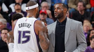 Download Cavs ALREADY Targeting DeMarcus Cousins to Help Beat the Warriors Next Year Video