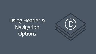 Download Using Header & Navigation Options Video