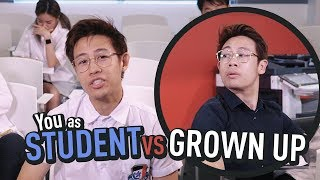 Download You As Student VS Grown Up Video