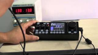 mcHF SDR QRP Transceiver - First RX Free Download Video MP4 3GP M4A
