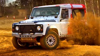 Download Rally Land Rover Defender - Fifth Gear Video