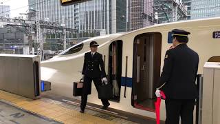 Download Change of Drivers on Shinkansen Video
