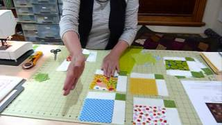 Download How to Simply Sash 5″ Squares - Quilting Tips & Techniques 054 Video