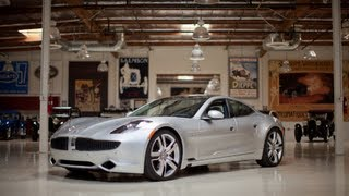 Download 2012 Fisker Karma - Jay Leno's Garage Video