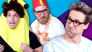 Download TRY NOT TO LAUGH CHALLENGE #22 w/ RHETT & LINK Video