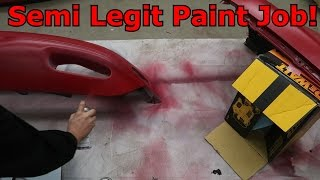 Download IGNORANT MIATA GETS PAINTED! Video