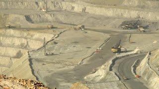 Download Rock Mining (Quarrying) Process Video