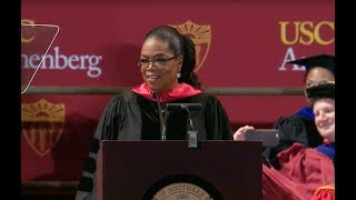 Download Oprah Winfrey | USC Annenberg Commencement 2018 Keynote Speaker Video