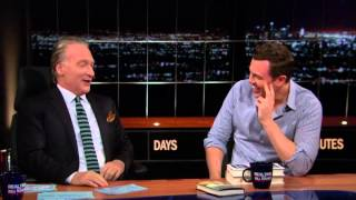 Download Seth MacFarlane tells Bill Maher about the history of the universe Video