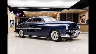 Download 1950 Mercury Lead Sled For Sale Video