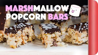Download Super Geeky Marshmallow Popcorn Bars Video