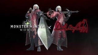 Download Monster Hunter: World - Devil May Cry Collaboration Video