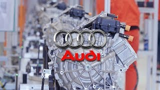 Download Audi Factory - E-Engine Production Video