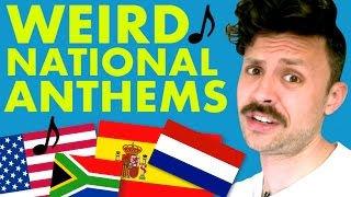 Download Weirdest National Anthems Video