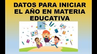 Download Soy Docente: DATOS IMPORTANTES Video