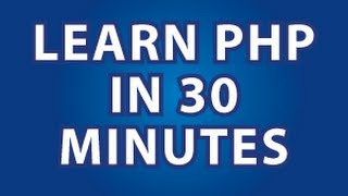 Download PHP Programming Video