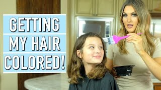Download Getting My Hair Colored! ft. Paige Danielle | Hayley LeBlanc Video