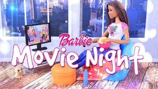 Download Unbox Daily: Barbie Movie Night and Kitten Play Set - Review - 4K Video