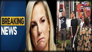 Download UNDER ASSAULT! Leftist MOB Just SWARMED Trump's DHS Chief's House They WON'T STOP ATTACKING! Video