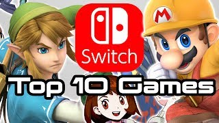 Download Top 10 Nintendo Switch Games! Video